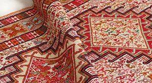 انواع گلیم فرش ایرانی
