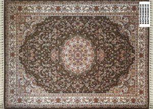 گبه فرش زمرد مشهد