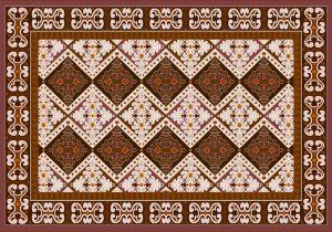 انواع گلیم فرش درجه یک